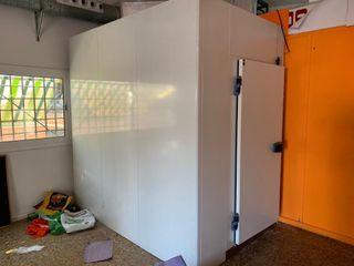 Cámara frigorifica