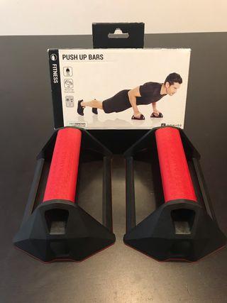 Push ups bars