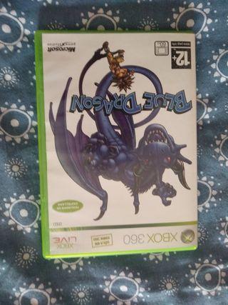 Blue Dragon Xbox 360 Pal España