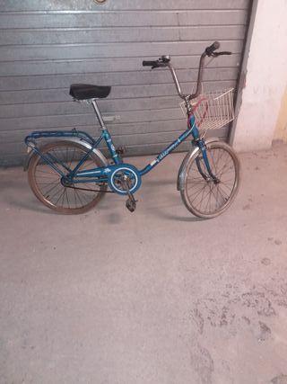 vendo bicicleta antegua