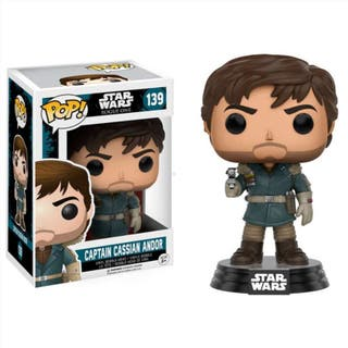 Figura POP Star Wars Rogue One Captain Cassian And