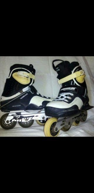 patines roller skater con slider 49 eu