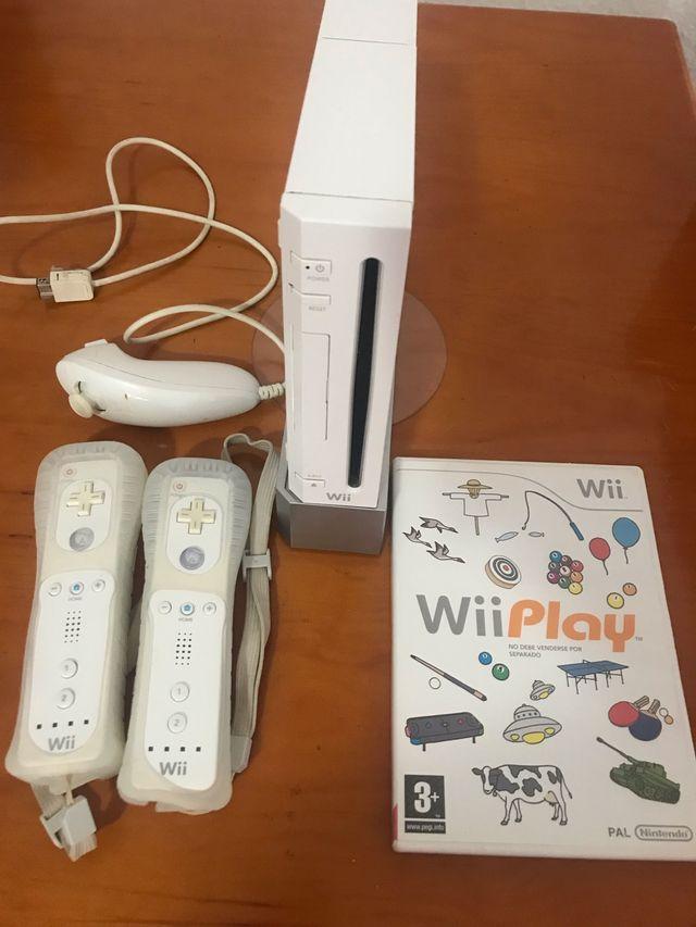 Se vende Wii. Esta nueva