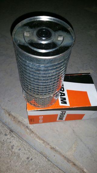 filtro de mercedes
