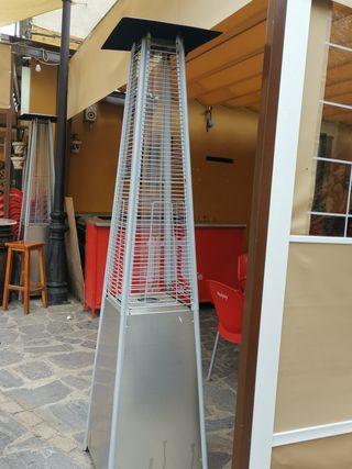 3 estufas de terraza