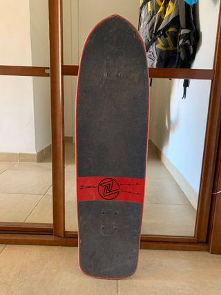 Carver custom z-flex powell bones surf skate
