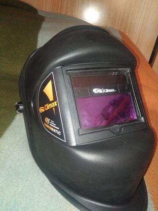 Máscara/Careta automática de soldar