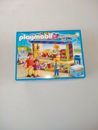 Playmobil 5555. Kiosco de golosinas.