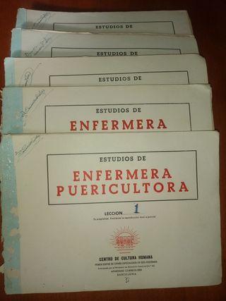 Documentos Antiguos Rareza Medicina Colección