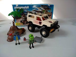 Playmobil 3219. Camioneta pick-up Monster