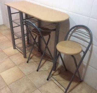 9dc31393018d Mesa de Cocina de segunda mano en Castellón de la Plana en WALLAPOP
