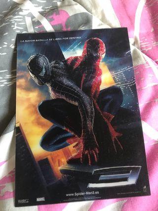 Holograma Spiderman
