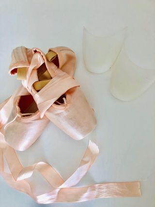 Puntas de Ballet y Protectores