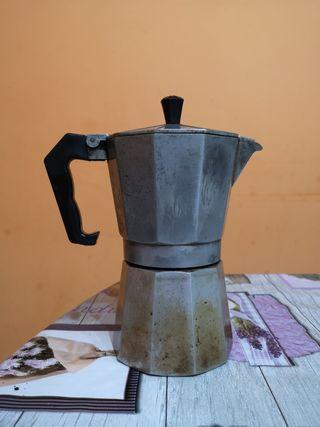 Cafetera greca italiana