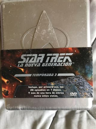 Dvd serie Star Trek