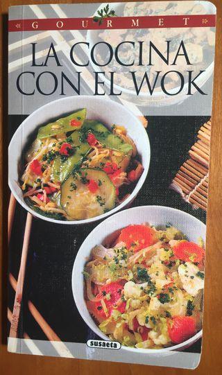 Cocina con el wok