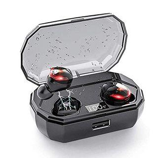 auriculares bluetooth con caja nuevos