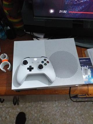Xbox One s 500g y juegos y con caja original