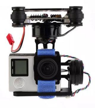 Gimbal de 3 ejes Yuntai para drone