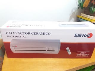 Calefactor cerámico NUEVO