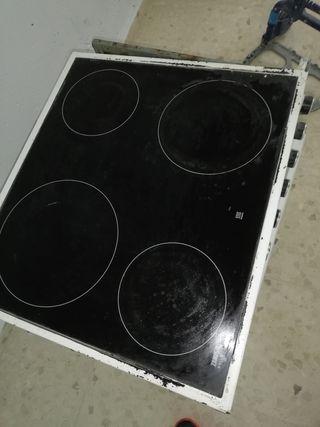 placa y horno electrico