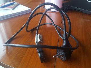 Cables, cableado, conectores