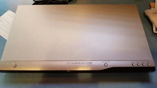 Reproductor DVD PLAYER, MODELO DVX162 / DVX172