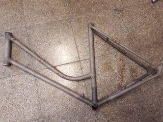 Bici Orbea clásica para restaurar