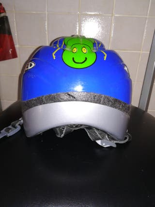 casco bici. niñ@