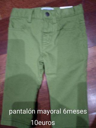 pantalón MAYORAL.Nuevo!