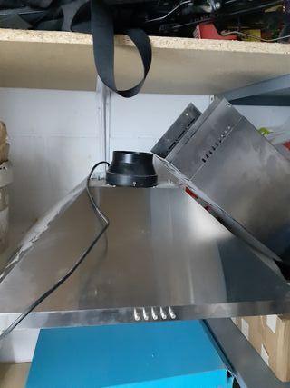 campana extractora decorativa