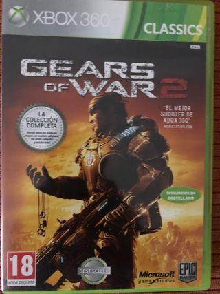 Gear of war 2 xbox360
