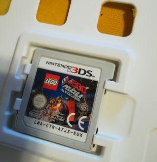 juego lego Nintendo 3ds