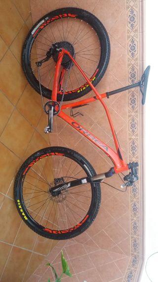 Bicicleta Orbea Alma h10 (2018)