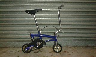 Bicicleta Mini.