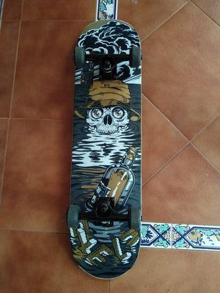 Skate de 4 ruedas