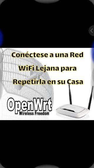 Repetidor Wifi de segunda mano en la provincia de A Coruña