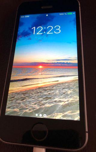IPHONE 5 S 16 Gb con bateria nueva