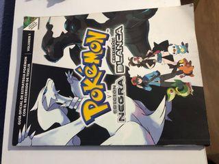 Guia pokemon blanco y negro