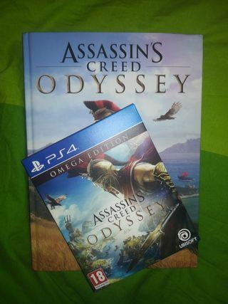 Assassin's Creed Odyssey + Guía Colecciónista