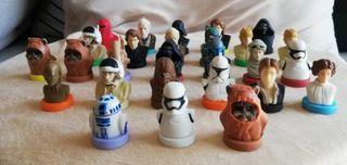Lote 31 Stampeez/Sellos Star Wars