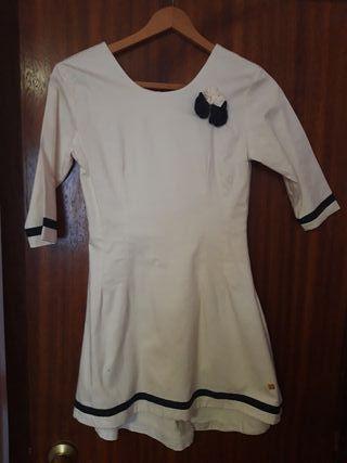 Vestido de ceremonia Trasluz.