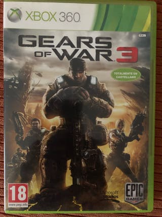 Gear of war 3 xbox360