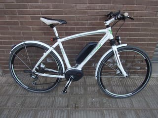 Bicicleta eléctrica Lombardo Motor Bosch 45 km