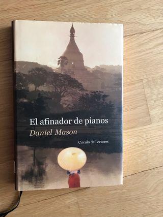 Libro el afinador de pianos