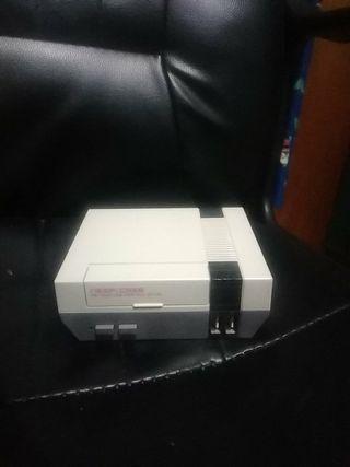 Consola Rasberry pi 3 con juegos clásicos