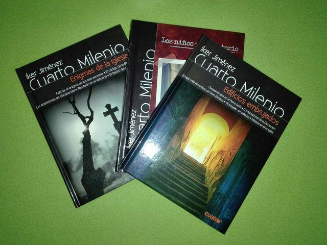 Libro DVD Cuarto Milenio de segunda mano por 2 € en Talavera de la ...
