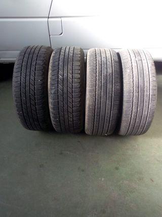 Michelin Latitude 255/60/R18 112v