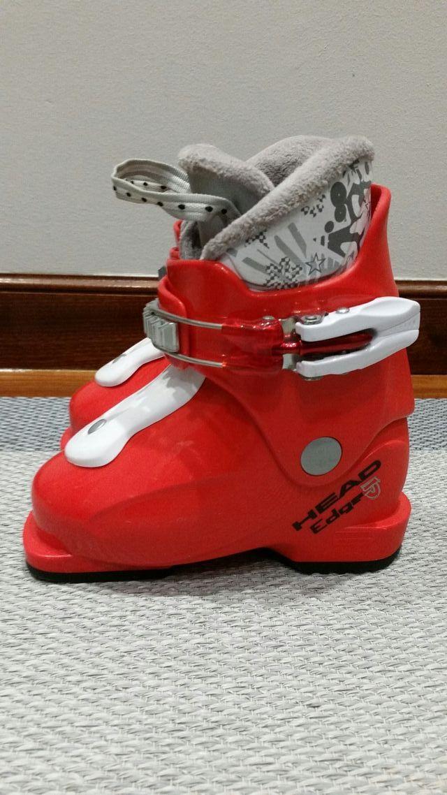 botas esquí Head Edge junior.