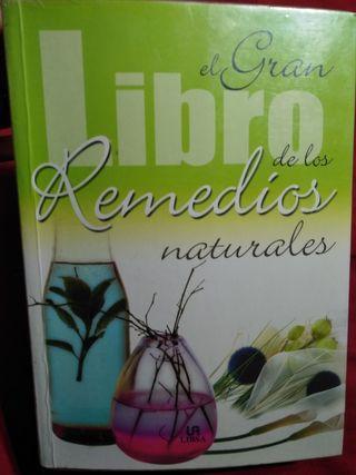 libro remedios naturales
